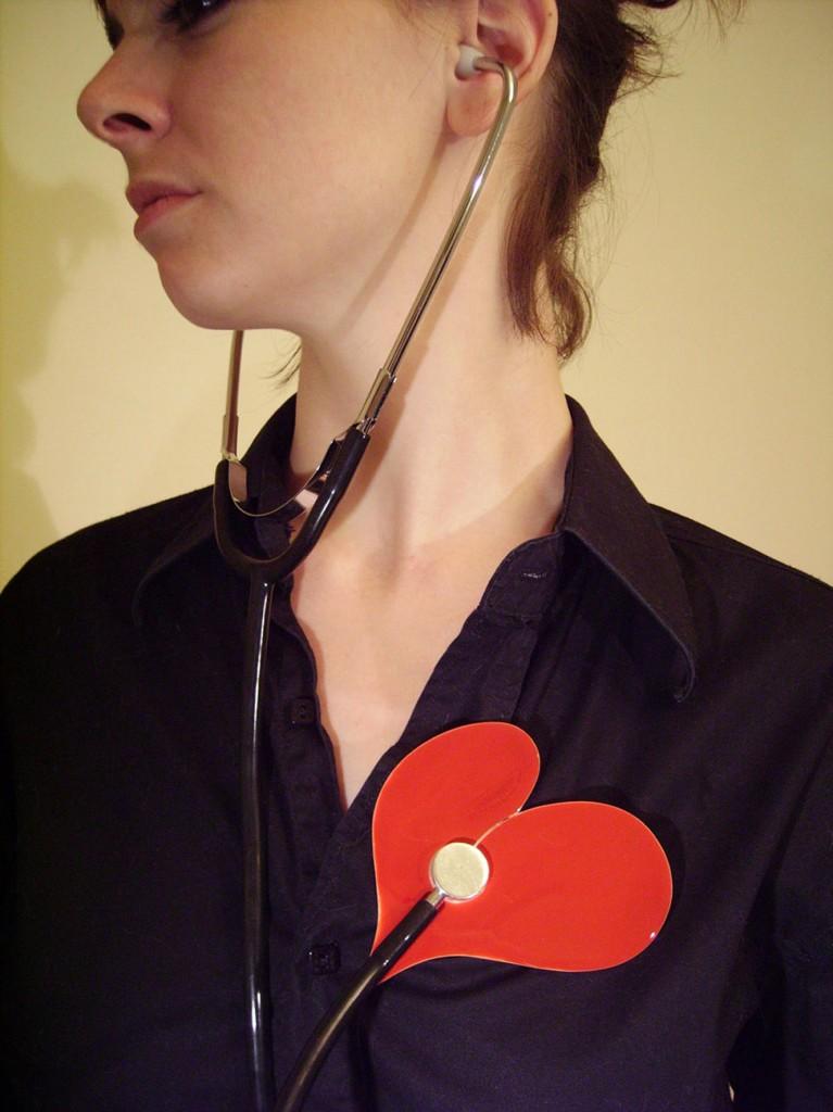 Coeur - porté